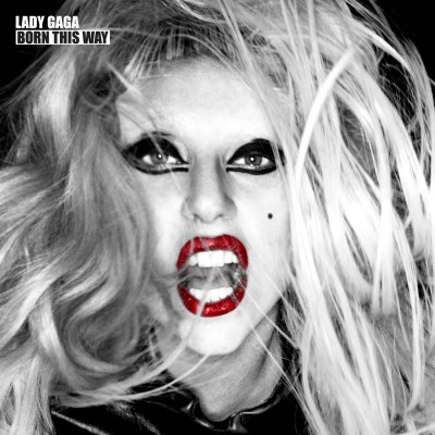 lady gaga born this way album artwork. We all know that Lady GaGa has