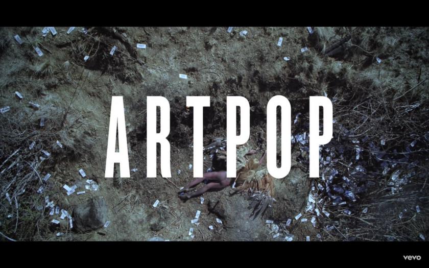 ARTPOP Title Card